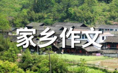 【精选】我爱我的家乡200字作文(精选12篇)